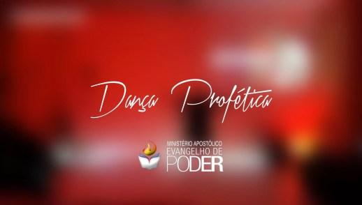 DANÇA PROFÉTICA - CRUZ