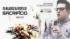 [HEAP 39/17] OS MILAGRES DA OFERTA DE SACRIFÍCIO