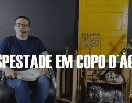 TEMPESTADE EM COPO D'ÁGUA - Série Família Ep. 7   Palavra de Poder