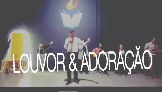 LOUVOR E ADORAÇÃO - DOMINGO APOSTÓLICO (03, Junho 2018)