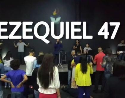 EZEQUIEL 47 (Parte 2) - PR. ANDERSON CORREIA