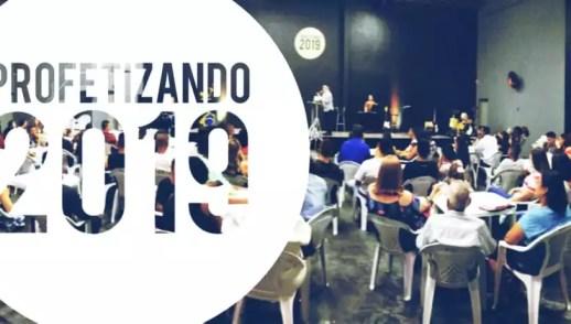 PROFETIZANDO 2019 - LANCE FORA O ANTIGO - HEAP 2/19
