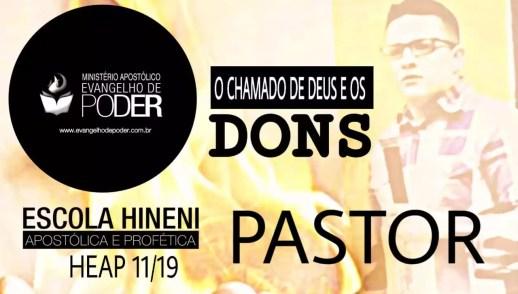 DONS - PASTOR - HEAP 11/19