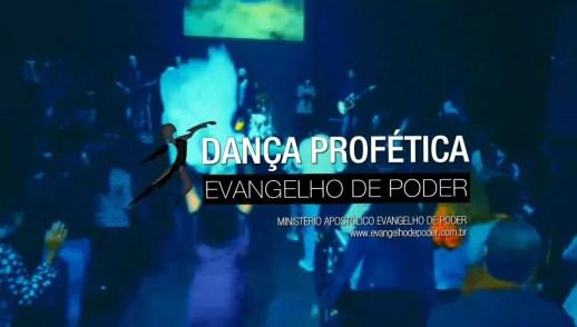 Conferência de Jovens 2019 - IDE | Dança Profética | Evangelho de Poder