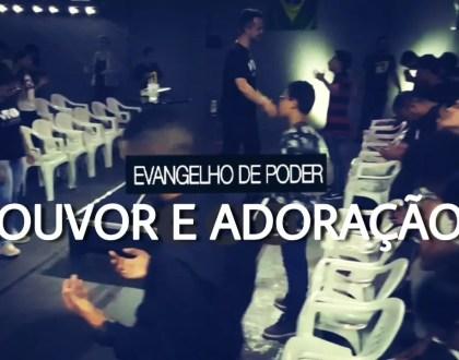 Louvor e Adoração | Tabernáculo - Sexta Profética (26, Abril 2019) | Evangelho De Poder