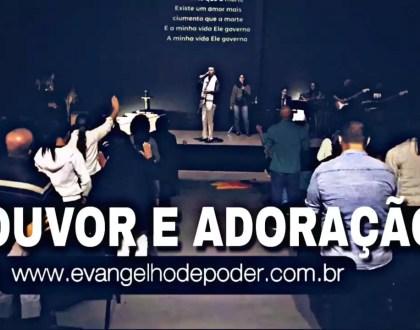 Louvor & Adoração | Domingo Apostólico (1, Setembro 2019) | Evangelho de Poder