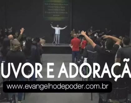 Louvor & Adoração | Domingo Apostólico (25, Agosto 2019) | Evangelho de Poder