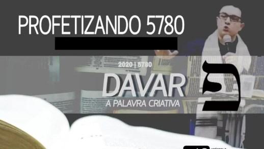 Profetizando 5780(2020) | (Parte 2) O Poder da Boca Profética | Ap. Miquéias Castreze