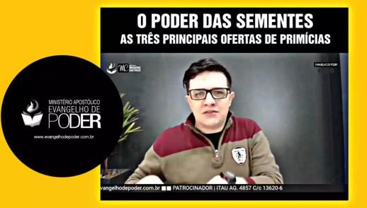O PODER DAS SEMENTES | OFERTAS DE PRIMICIAS | PESSACH, SHAVUOT E SUKKOT