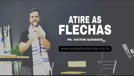 ATIRE AS FLECHAS