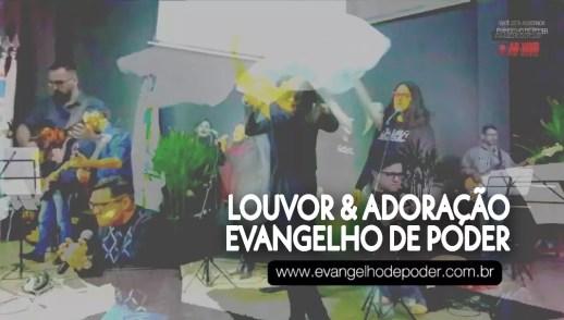 LOUVOR E ADORAÇÃO SHIYR | DOMINGO APOSTÓLICO 24, MAIO 2020 | EVANGELHO DE PODER