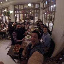 Food is always necessary! @8th WordPress Thessaloniki Meetup