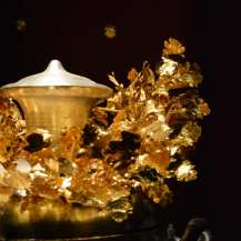 The urn and the golden wreath of Alexander IV