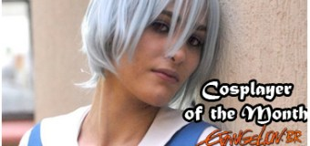 Cosplayer Do Mês / Cosplayer Of The Month #1
