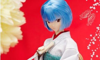 Rei With Sword