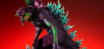Eva-01 Godzilla Cells Awaken