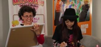 Yuko Miyamura e Tiffany Grant desenham Asuka