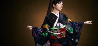 EVANGELION × Full Graphic Kimono Project