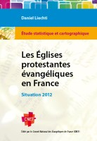 Brochure CNEF Les églises évangéliques en France