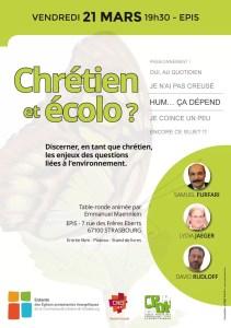 Table-ronde Chrétien & Ecolo