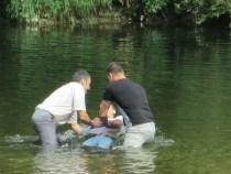 baptème immersion