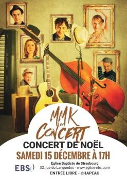 Concert de Noël MMK