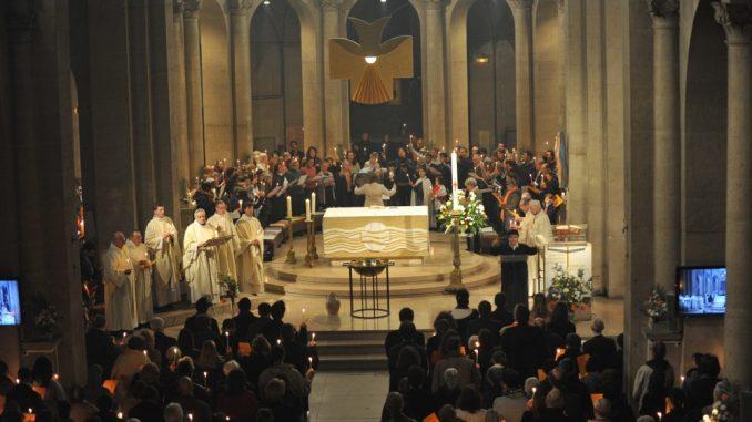messe catholique