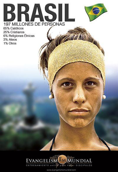 Imagen Evangelística de Brasil (Descarga Gratis)