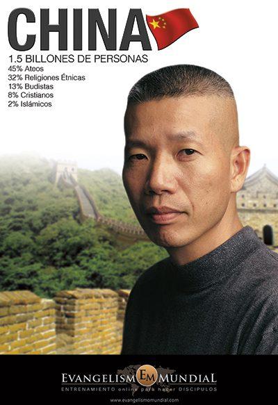 Imagen Evangelística de China (Descarga Gratis)