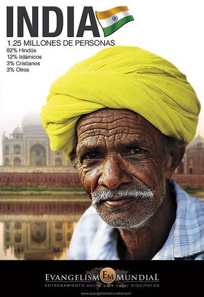 Imagen Evangelística de India (Descarga Gratis)