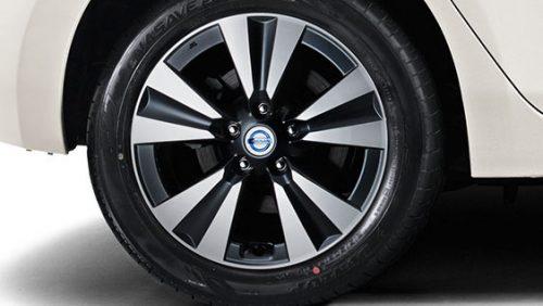 Nissan Leaf Tekna Wheels