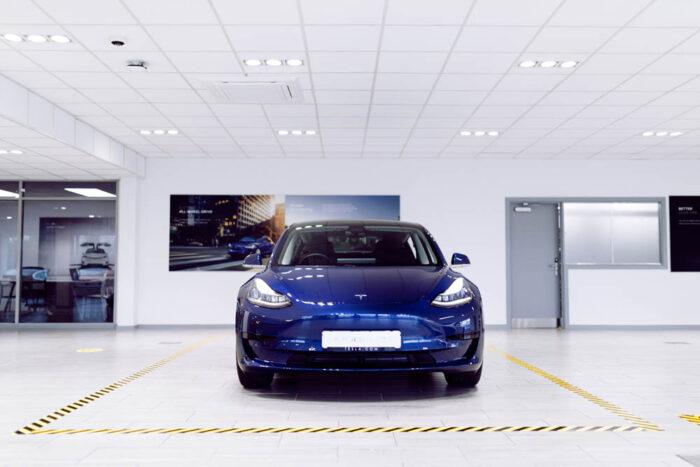 Tesla Model 3 - Belfast Service Centre