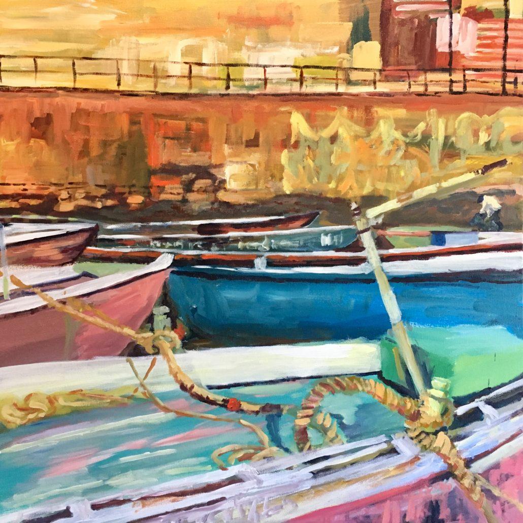 Varanasi Boats