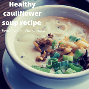 healthy eating recipe Evan Lynch for weight loss