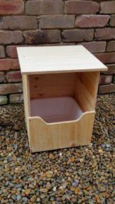 Single Poultry Nesting Box