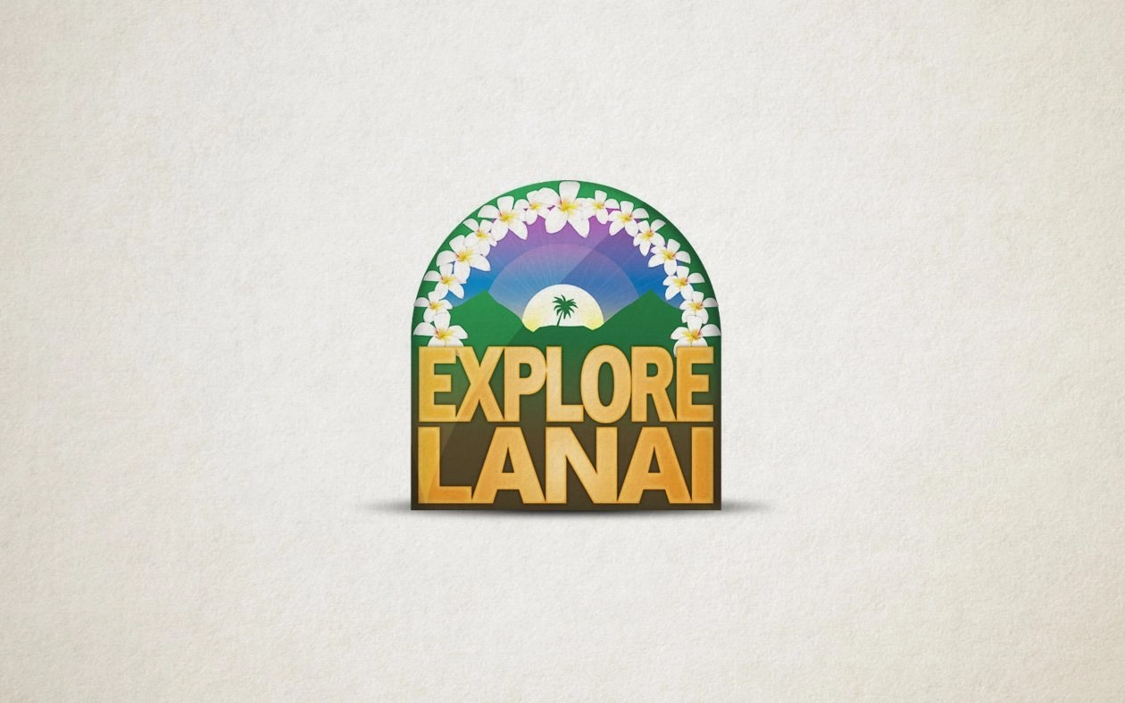Custom Logo Design for Hawaii Travel Company by Johns Creek Logo Designer Chip Evans