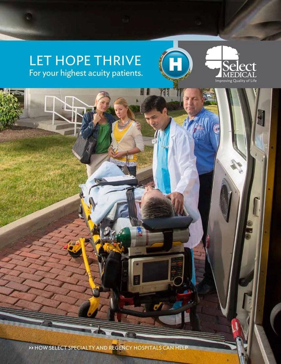 Healthcare Report Design Brochure Design