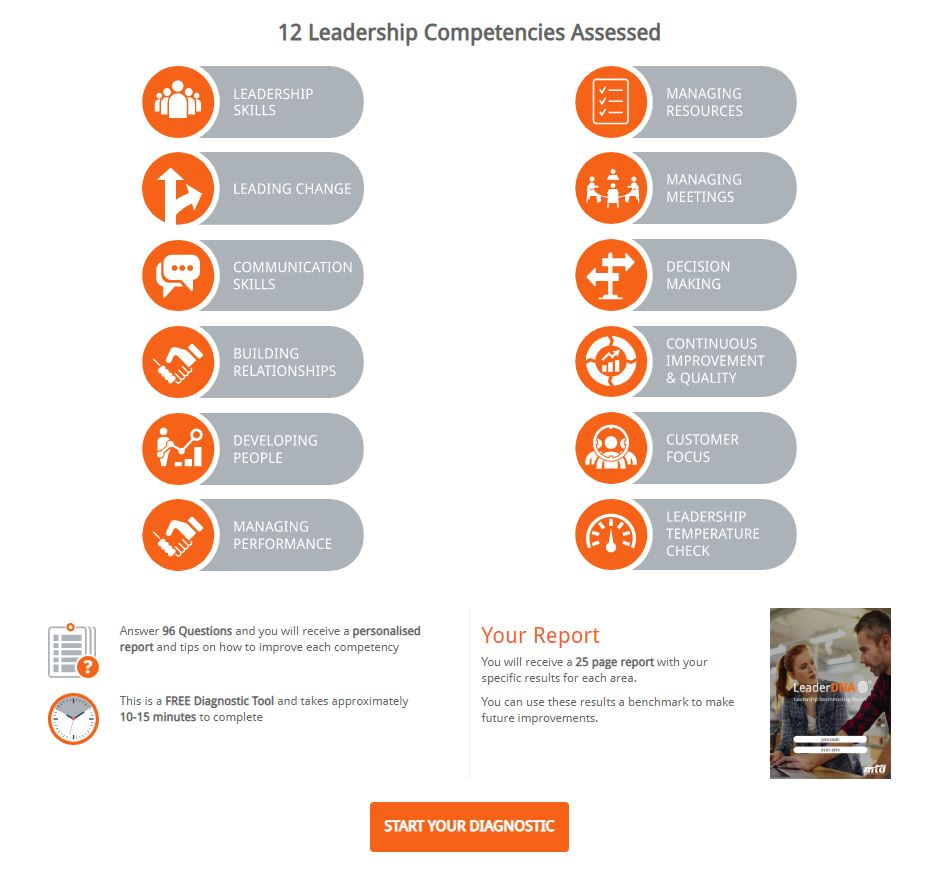 Do YOU Have What It Takes to Lead?