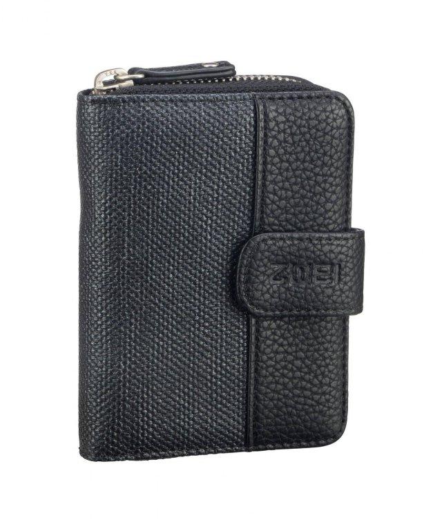 Zwei Bags Geldbörse JANA J1 Noir