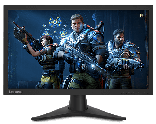 "Lenovo G24-10 59,9cm (23,6"") LED-Gaming-Monitor"