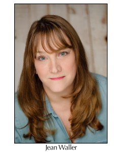 Jean Waller plays Kathy in The Institute.