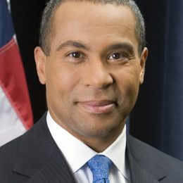 Massachusetts Governor Deval Patrick, pictured in an undated handout image from the Governor's office, is rumored to be on the short list of nominees to replace U.S. Supreme Court Justice David Souter, who will be retiring from the court in June of 2009. (UPI Photo/Massachusetts Governor's Office) (Newscom TagID: upiphotos931329)     [Photo via Newscom]