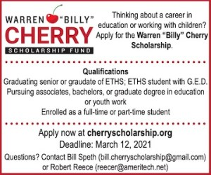 Warren Cherry Scholarship Fund