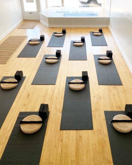 The Yoga Post mats