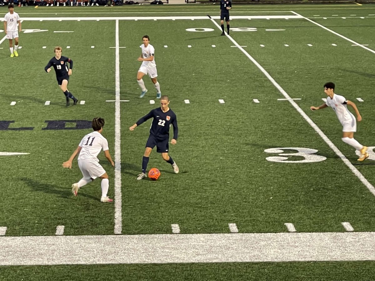 ETHS boys varsity soccer
