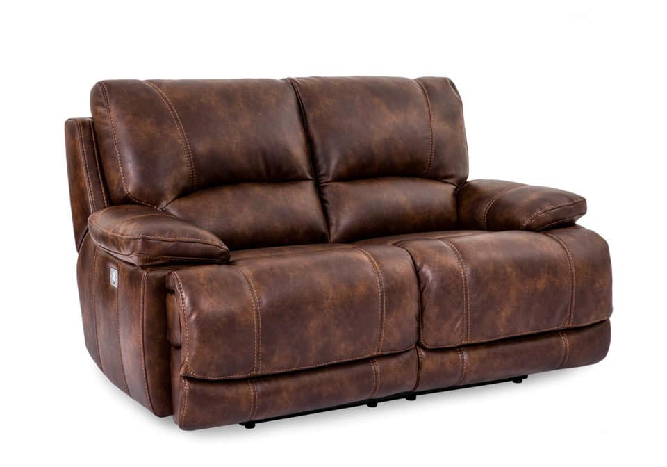manwah sofa factory sofas tulsa ok berkshire banner pecan power reclining set evansville loveseat