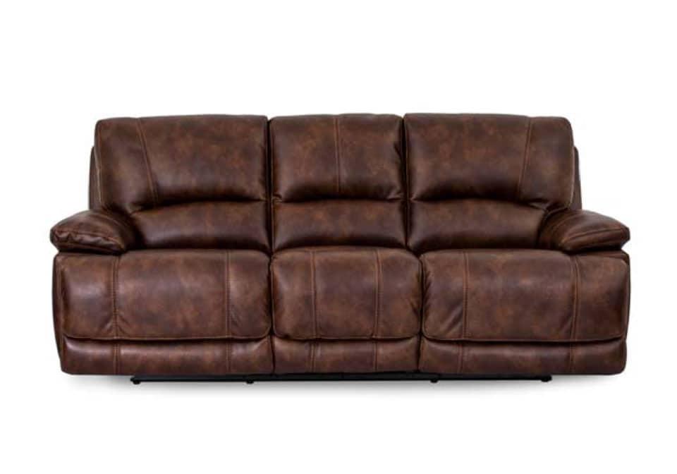 manwah sofa factory www come bed berkshire banner pecan power reclining set evansville