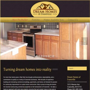 dream-homes-of-evansville-website