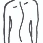 Zobrazení skoliozy