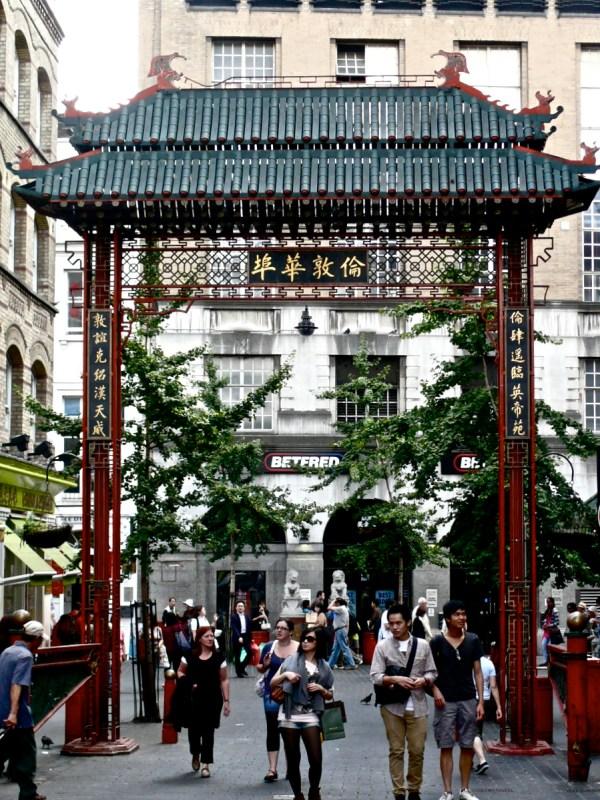 Chinatown London Eva